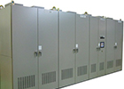 瞬時電圧低下補償装置 ~関電工/ニチコン共同開発~
