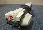 自走式配線ロボット「楽々とおるくん」