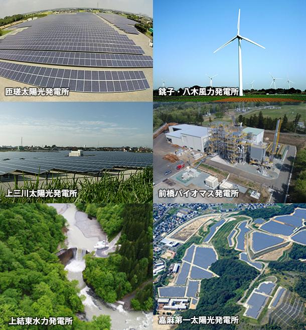 関電工の発電事業