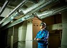 空調・給排水設備工事