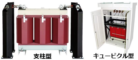 変圧器耐震装置 ~関電工/特許機器共同開発~