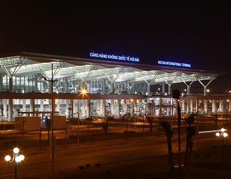 ノイバイ空港 第2旅客ターミナルビル